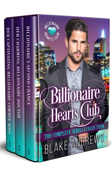 Billionaire Hearts Club: The Complete Series Collection