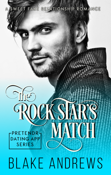 The Rock Star's Match (Pretendr Dating App Series)